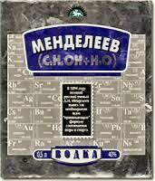 Информационный бум Сейчас я покушусь на святое на Дмитрия Ивановича Менделеева Не знаю почему но русская словесная традиция питает странное неравнодушие к Дмитрию