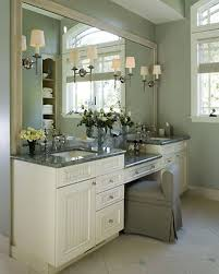 double vanity with makeup table. double sink vanity with makeup area bathrooms pinterest · u2022 the world u0026 39 s catalog of ideas table
