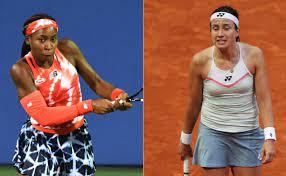 Coco Gauff vs Anastasija Sevastova ...