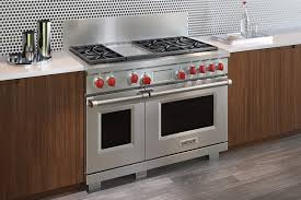 wolf 48 inch range. Fine Range A 48inch Range With True Convection In Both Ovens Throughout Wolf 48 Inch Range C