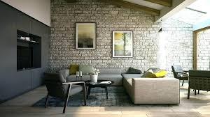 stone wall living room modern stone wall design for living room living room design modern art