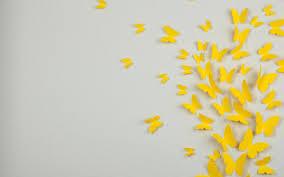Yellow Wallpaper HD