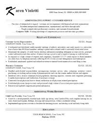 Cv Examples For Admin Assistant 20 Administrative Resume Example ...