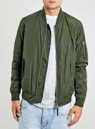 topman khaki er jacket