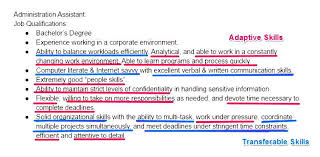 Resume Skills Example Civil Zen