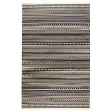 Kattrup Teppich Flach Gewebt Handarbeit Grau Ikea
