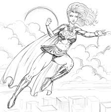Small Picture Printable 20 Girl Superhero Coloring Pages 4455 Free Coloring