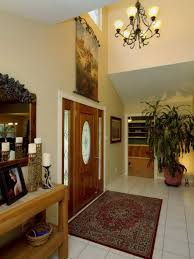 Image of: Small Foyer Decorating Ideas Modern