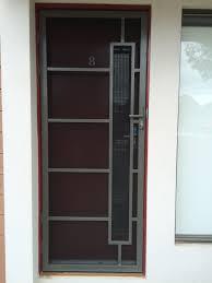 brightside security door