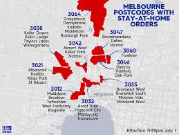 This map has been experiencing server issues and may have inaccurate data. Coronavirus Melbourne Suburbs To Go Into Lockdown From Midnight On July 1 As Victoria Deals With Covid 19 Surge Inquiry Launched Into Hotel Quarantine Breaches