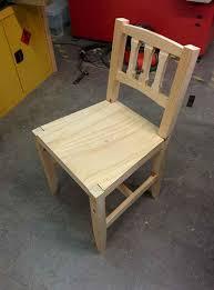 Стулья своими руками фото Схемы макеты чертежи и мастер классы Деревянный стул для дачной кухни