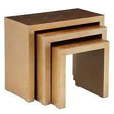 nesting furniture. Astair Nesting Tables Nesting Furniture Z Gallerie