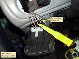 2000 2003 ford taurus remote start w keyless pictorial the door lock wires can be found at the gem module which is on the inner firewall to the left of the steering column