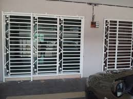 Bungalow Grill Design Modern House Grill Design Malaysia Design For Home