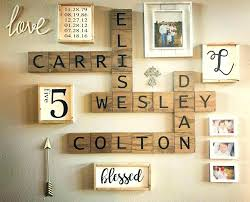 cozy initial wall decor letter home decorating ideas majestic design or monogram large for nursery wood j b