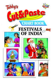 Photo Chart Of Indian Festivals Festival Of India Chart Spectrum Educational Chart Indian