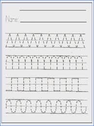Free Name Tracing Worksheets For Preschool - Checks Worksheet