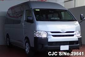 Brand New Toyota Hiace for Sale 3000cc Diesel Engine Automatic, Air ...