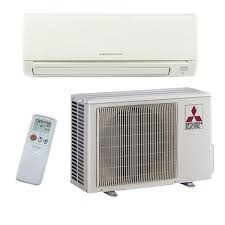 wall mounted air conditioner and heater.  Air Mseries12000btuductlessairconditioningsystem For Wall Mounted Air Conditioner And Heater W