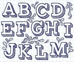 best 25 block letter fonts ideas on pinterest block fonts for block letters font