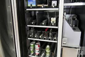 Alcohol Vending Machine Delectable American Green Is Building A Pot Alcohol And Gun Vending Machine