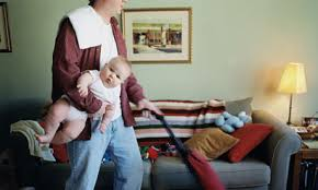 Image result for husband helping with housework