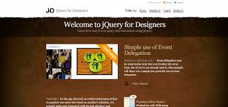 Jquery For Designers Best Resources To Learn Jquery Tutorials Step By Step