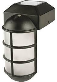 Lighting  Techmar Plug And Play Oak Led Garden Post Lights Set Of Solar Garden Post Lights