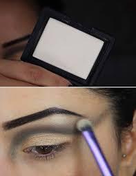 step 5 highlight your brow bone