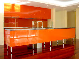 Orange Kitchens Kitchens Image Cabinetsimage Cabinets