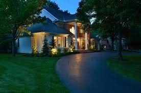 Nightscape Lighting Heinen Nightscaping Lights Up Your Night Heinen Landscape