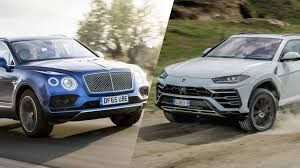 At higher speeds, the car hunkers down while low speeds raise the urus slightly for more comfort. Bentley Bentayga Vs Lamborghini Urus The Numbers