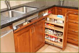 Diy Kitchen Pull Out Shelves Diy Pull Out Drawers For Kitchen Cabinets Home Design Ideas
