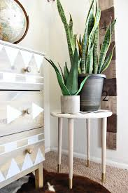diy projects diy plant stand