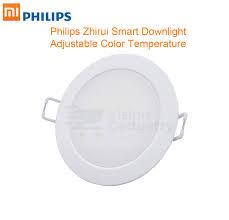 Xiaomi Philips Zhirui Smart Ceiling Led Downlight Light 3000 5700k