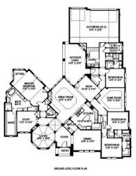 marvelous in law house plans 6 mother in law house plans with Open Great Room House Plans one story floor plan, kida love the unique layout, but i would have to do some adjusting on the master suite i like the interesting shape of the living room open kitchen great room house plans
