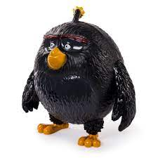 Angry Birds plastic figure Bomb TV & Movie Character Toys