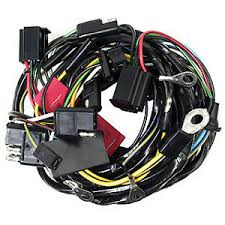 ford mustang headlight wiring loom harness 1966 66 coupe image is loading ford mustang headlight wiring loom harness 1966 66