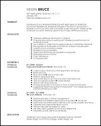 Dental Lab Technician Resumes Dental Lab Technician Resume Template For Examples Images Sample
