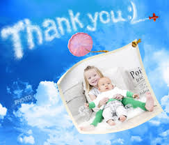 Free Online Thank You Card Make A Personalized Thank You Photo Card Online For Free