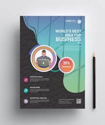 Design Business Flyers Online Best Business Flyer Design