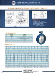Check Valve Weight Chart Flanged Butterfly Valve Dimensions Dn300 Butterfly Valve