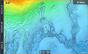 Cmap Charts C Map Reveal Charts Feature Photo Realistic Sea Floor