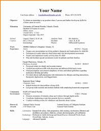 Styles Of Resumes Different Types Of Resumes Latest Confortable List About Styles 3