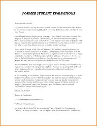 writing recommendation letter how to write a recommendation letter for a teacher from a student