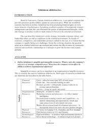 Lululemon Sample Case Analysis Fmgt 8911 Bcit Studocu