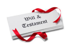 Image result for WILL AND TRUSTS