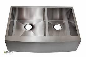 Stainless Steel Handmade Kitchen Sink Efd3320 Mazi Inc