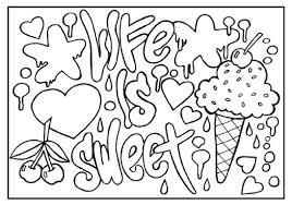 Small Picture inspirational quotes coloring pages Coloring Page Cartoon