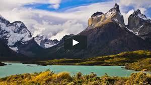 Patagonia Time Lapse Video on Vimeo